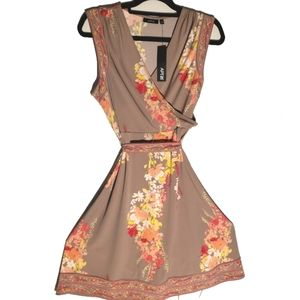 Apt 9, Cute Floral Dress